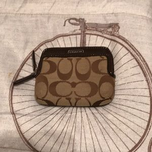 Coach Wallet w/ Coin holder